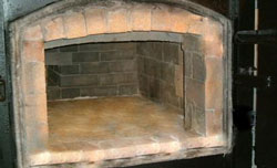 Cremation-Chamber